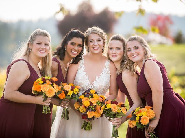 Tyler and Rebecca's Wedding in Salem, Oregon 14