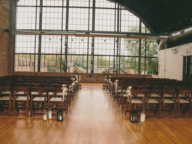 Aly and Josh's Wedding in North Chicago, Illinois 6
