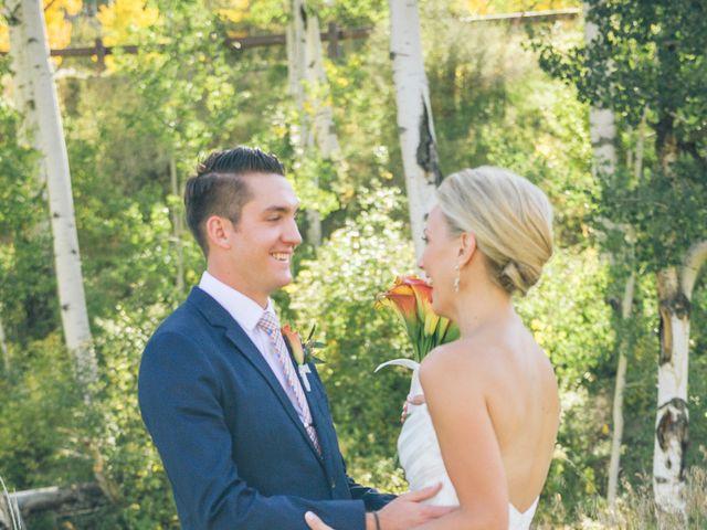 Lexi and Autie's wedding in Colorado 12
