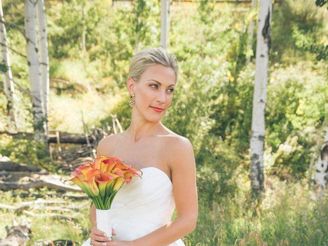 Lexi and Autie's wedding in Colorado 10