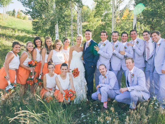 Lexi and Autie's wedding in Colorado 21