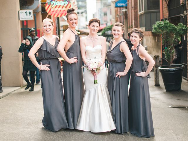 Lynette and Alan's Wedding in Seattle, Washington 9