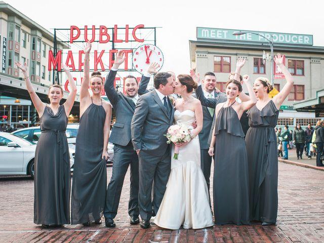 Lynette and Alan's Wedding in Seattle, Washington 11