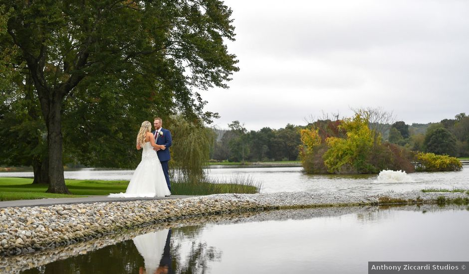 Rafe and Kimberly's Wedding in Lafayette, New Jersey