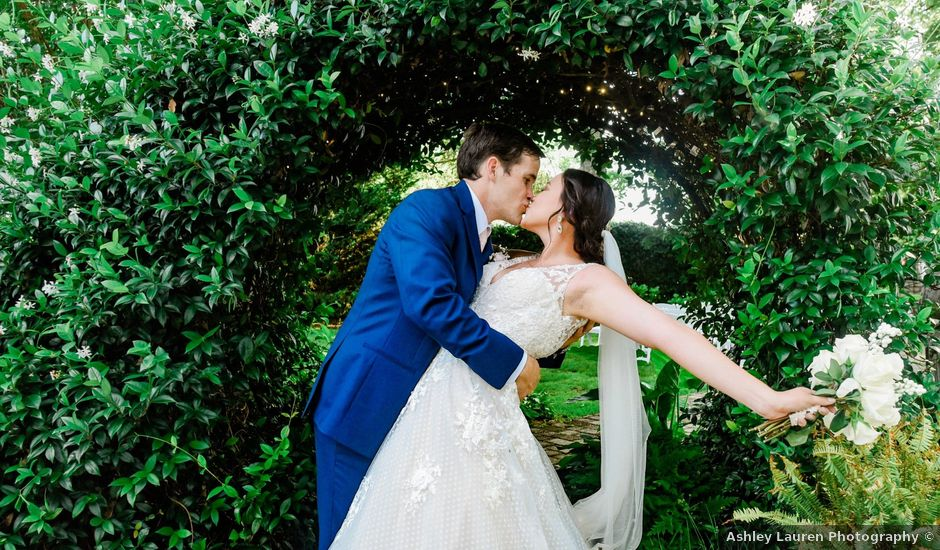 Joseph and Lissette's Wedding in Prattville, Alabama