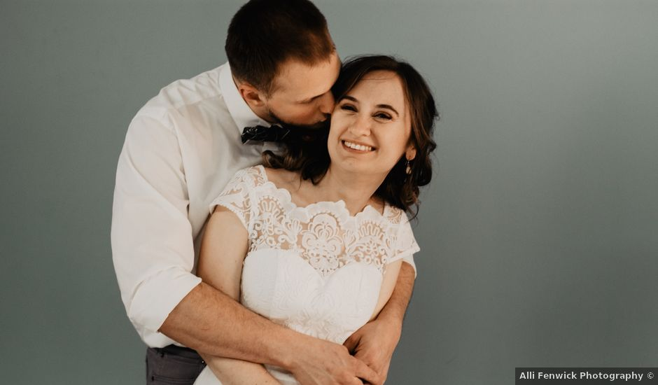 Tonya and Sedrick's Wedding in Sturgis, Michigan