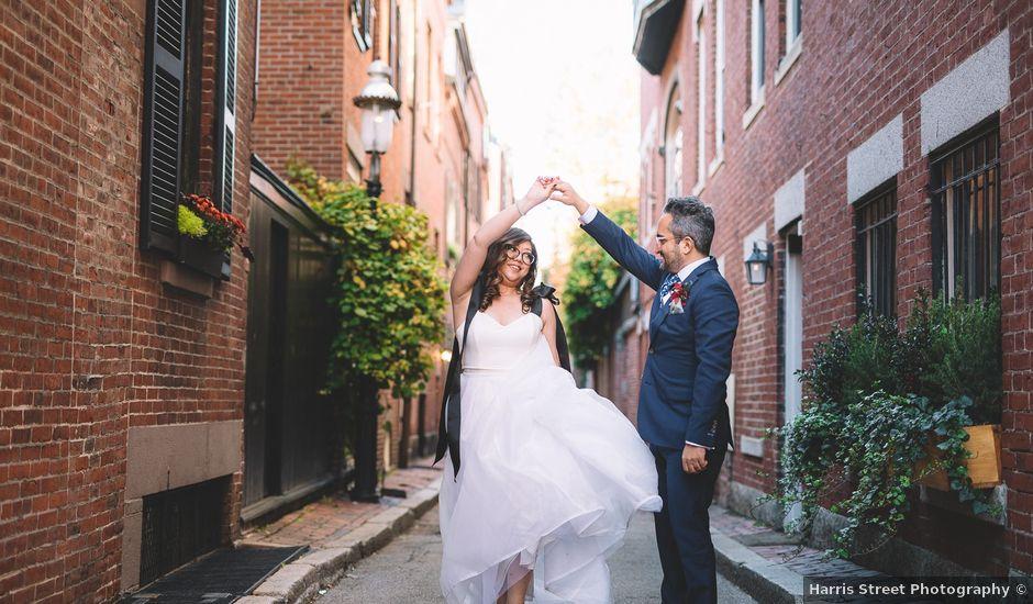 Ramsey and Pam's Wedding in Boston, Massachusetts
