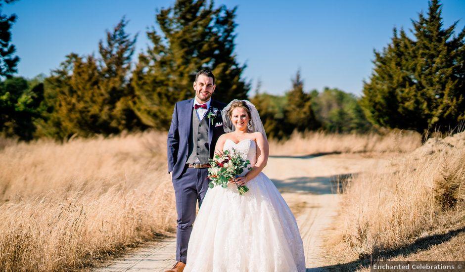 Brandon and Kerri's Wedding in Egg Harbor City, New Jersey