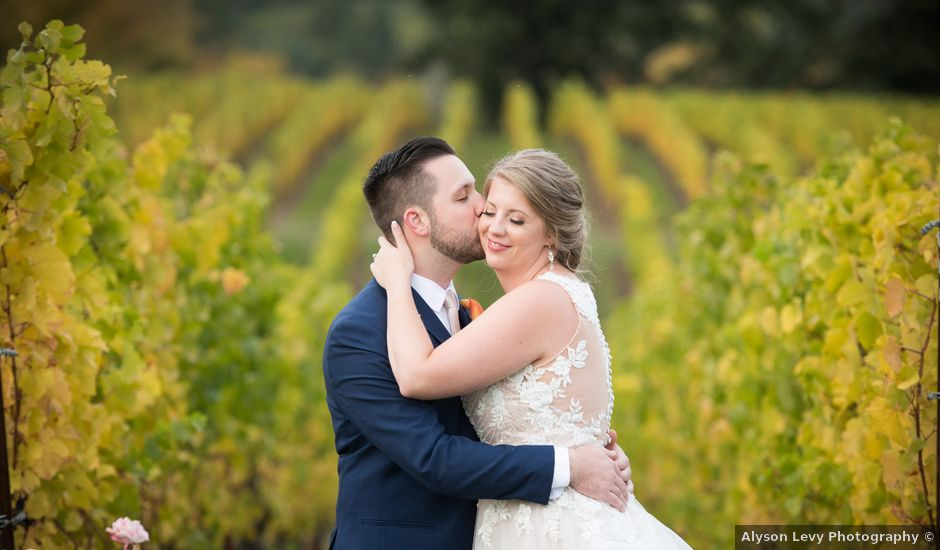 Tyler and Rebecca's Wedding in Salem, Oregon