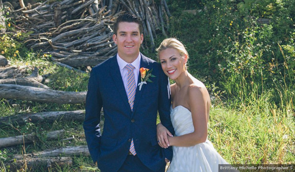 Lexi and Autie's wedding in Colorado