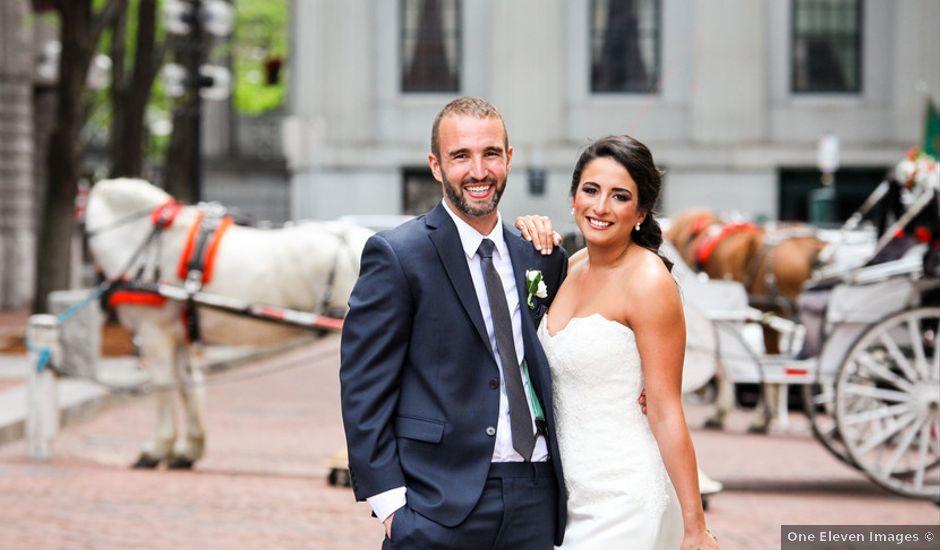 Megan and Ed's Wedding in Boston, Massachusetts