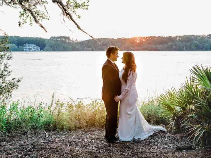 The wedding of Macaulay and Alexa