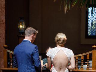 Avery and Kattie's Wedding in Santa Barbara, California 17