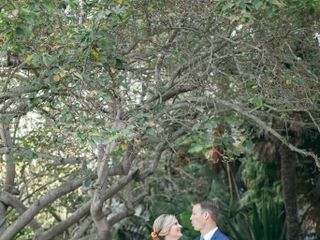 Avery and Kattie's Wedding in Santa Barbara, California 22