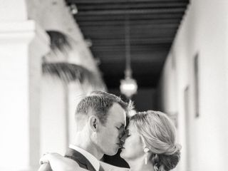 Avery and Kattie's Wedding in Santa Barbara, California 34