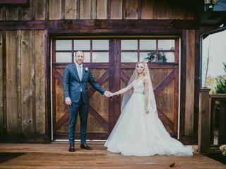 The wedding of Alexandra and Ryan