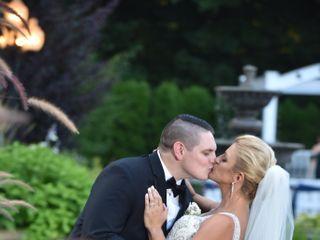 The wedding of Vicki and Dave 3