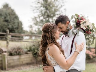 The wedding of Racheal and Brian 3