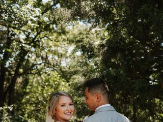 The wedding of Annika and Gustavo 2