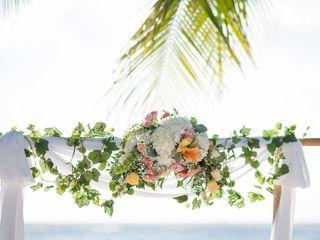 Rachael and Bryan's Wedding in Oranjestad, Aruba 6
