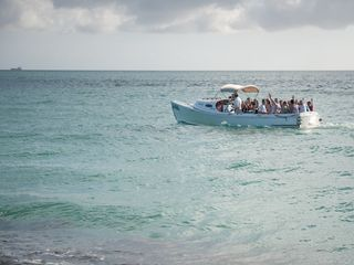 Rachael and Bryan's Wedding in Oranjestad, Aruba 3