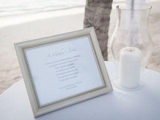 Rachael and Bryan's Wedding in Oranjestad, Aruba 7