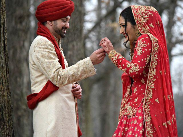Nabeel and Maham's Wedding in Reston, District of Columbia 1