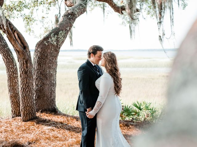 Alexa and Macaulay's Wedding in Bluffton, South Carolina 1