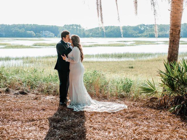 Alexa and Macaulay's Wedding in Bluffton, South Carolina 2