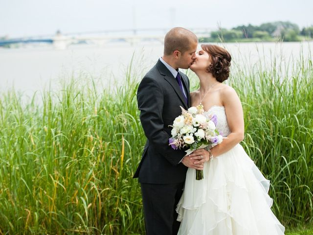 The wedding of Erin and Curtis