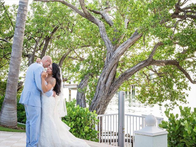 Steven and Sally's Wedding in Key Largo, Florida 3