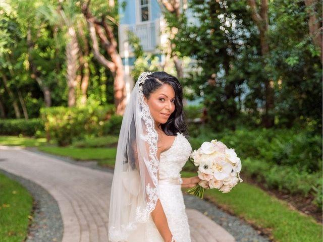 Steven and Sally's Wedding in Key Largo, Florida 4