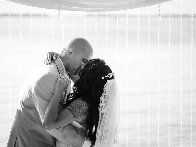 Steven and Sally's Wedding in Key Largo, Florida 1