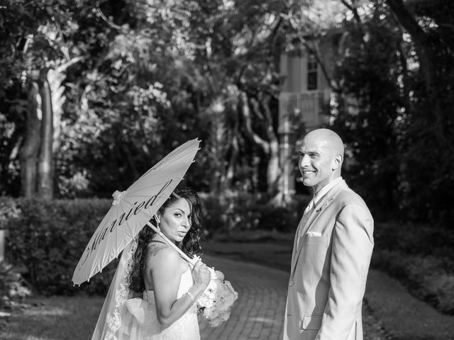 Steven and Sally's Wedding in Key Largo, Florida 5