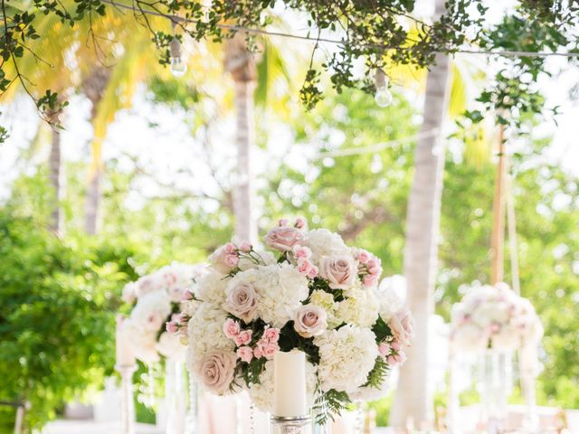 Steven and Sally's Wedding in Key Largo, Florida 8