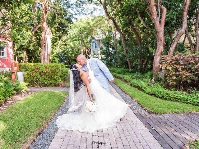 Steven and Sally's Wedding in Key Largo, Florida 2
