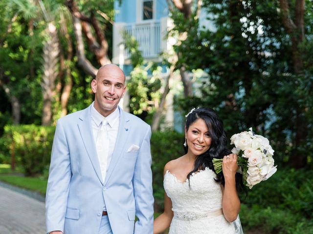 Steven and Sally's Wedding in Key Largo, Florida 9