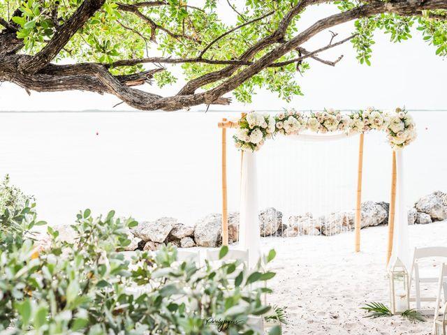 Steven and Sally's Wedding in Key Largo, Florida 11