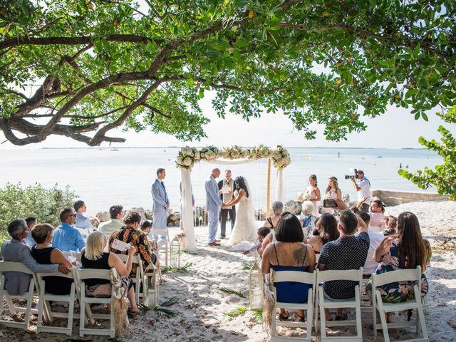 Steven and Sally's Wedding in Key Largo, Florida 12