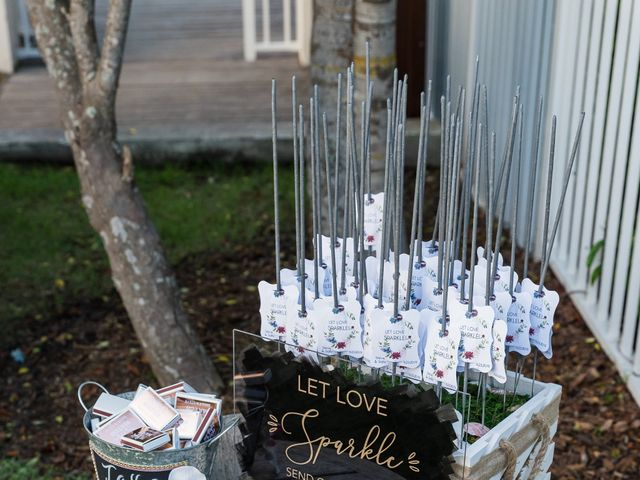 Steven and Sally's Wedding in Key Largo, Florida 16