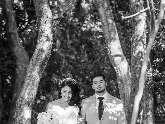 Steven and Sally's Wedding in Key Largo, Florida 18