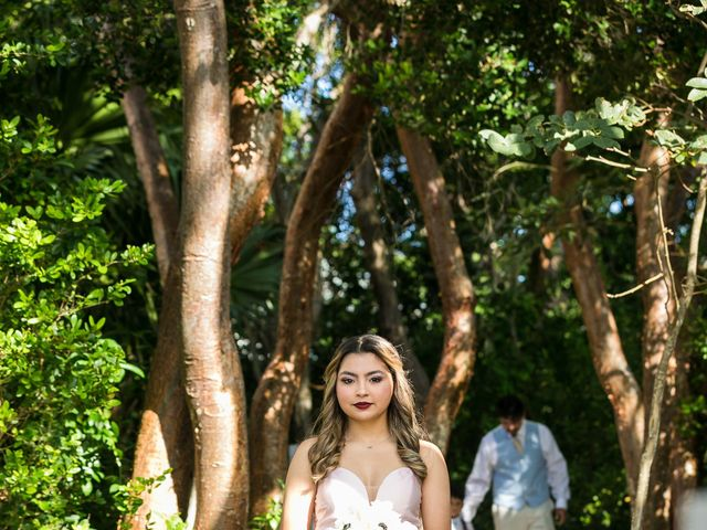 Steven and Sally's Wedding in Key Largo, Florida 20