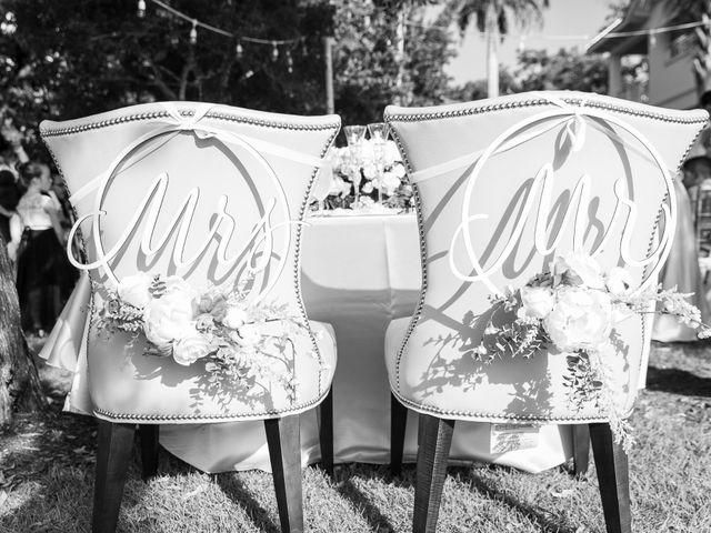 Steven and Sally's Wedding in Key Largo, Florida 24