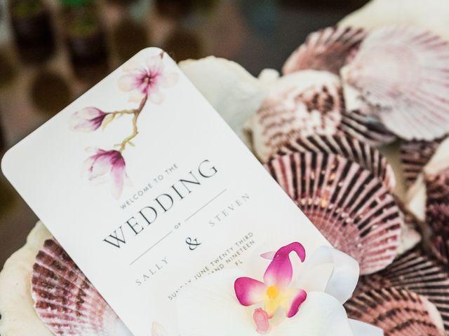 Steven and Sally's Wedding in Key Largo, Florida 25