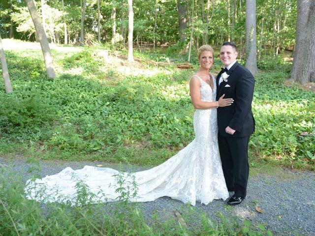 Dave and Vicki's Wedding in Sharon, Massachusetts 6