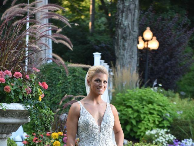 Dave and Vicki's Wedding in Sharon, Massachusetts 7