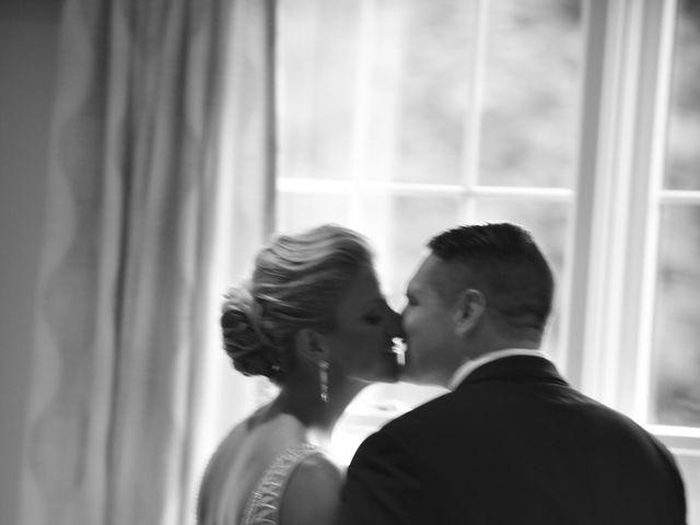 Dave and Vicki's Wedding in Sharon, Massachusetts 8