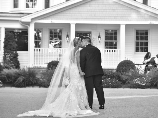 Dave and Vicki's Wedding in Sharon, Massachusetts 9