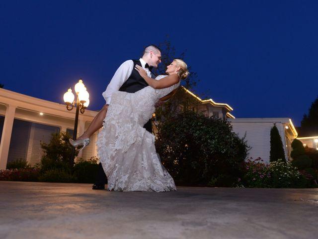Dave and Vicki's Wedding in Sharon, Massachusetts 10