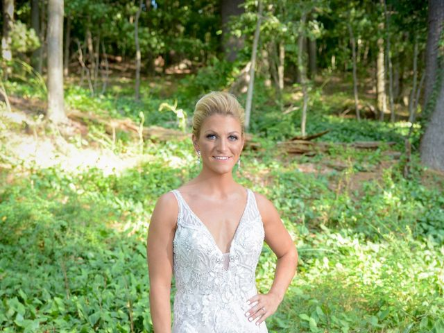Dave and Vicki's Wedding in Sharon, Massachusetts 16